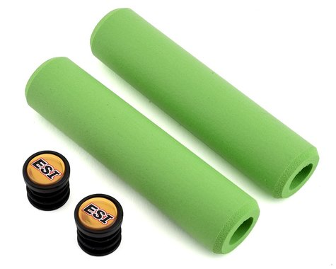 ESI Grips Extra Chunky Silicone Grips (Green)