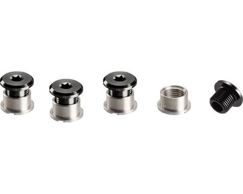 E*Thirteen 5mm Hardware Bolts For 1X Rings (Black)