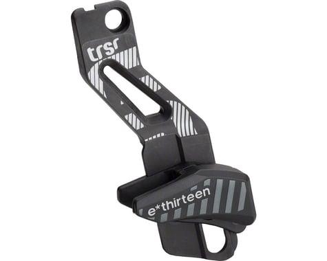 E*Thirteen TRSr High Direct Mount Carbon Chain Guide w/ Compact Slider (Black)