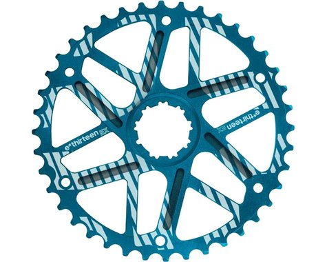 E*Thirteen Extended Range Cog Shimano Compatible (Blue) (40T)