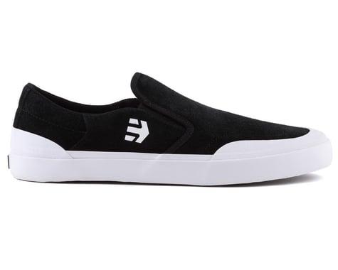 Etnies Marana Slip XLT Flat Pedal Shoes (Black/White) (12)