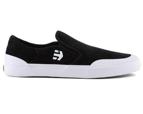 Etnies Marana Slip XLT Flat Pedal Shoes (Black/White) (9.5)