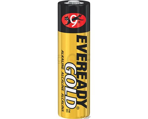 Eveready Gold AA Alkaline Battery (2)