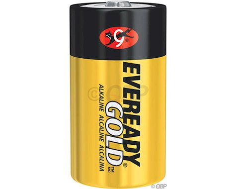 Eveready Gold D Alkaline Battery (2)