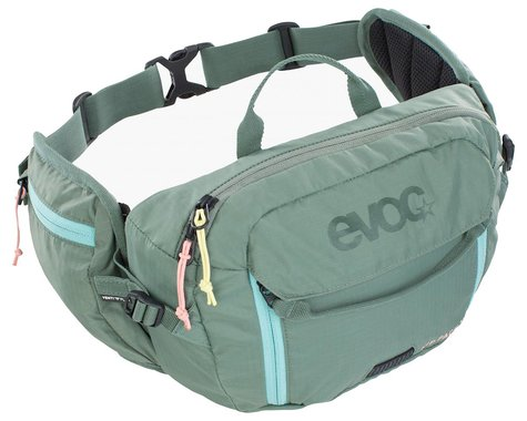 EVOC Hip Pack Hydration Pack (Olive) (100oz/3L)