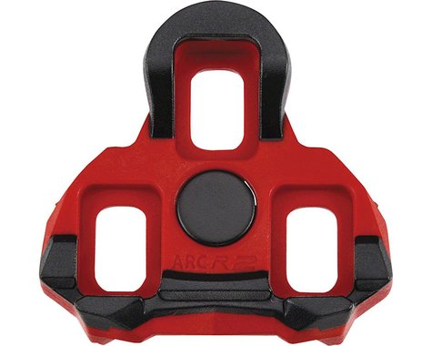 Exustar ARC R2 Look Keo Cleats (Red) (6°)