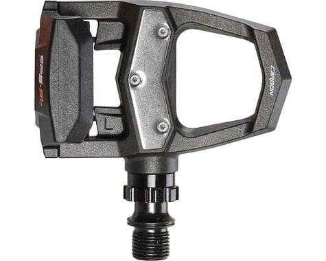 "Exustar PF18CK Pedals - Single Sided Clipless , Composite/Plastic, 9/16"", Black"