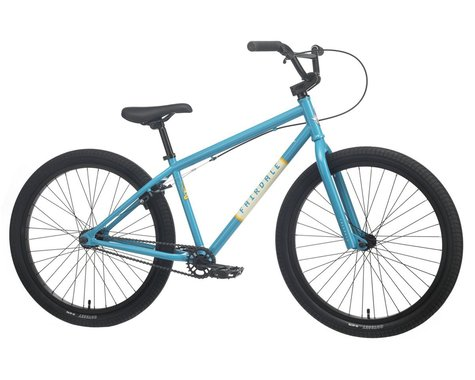 "Fairdale Macaroni 24"" Kids Bikes (Surf Blue) (2021)"