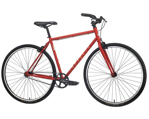 Fairdale 2021 Express 700c Bike (Semi-Matte Red) (M/L)
