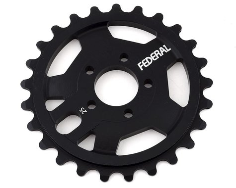 Federal Bikes AMG Sprocket (Black) (25T)