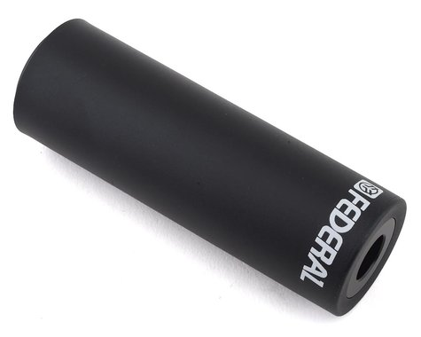 "Federal Bikes Chromoly PC Peg (Black) (1) (4.5"") (Universal)"