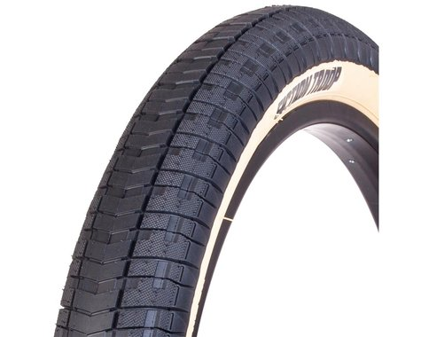 "Fiction Troop Tire (Black/Tan) (22"") (2.3"")"