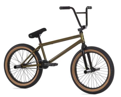 """Fiend 2020 Type A BMX Bike (20.75"""" TopTube) (Olive)"""