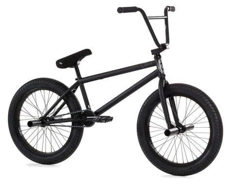 "Fiend 2020 Type A+ BMX Bike (21"" TopTube) (Flat Trans Black)"