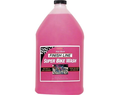 Finish Line Super Bike Wash (1 Gallon)