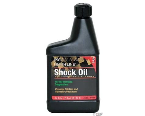 Finish Line Semi-Synthetic shock oil, 2.5wt (16oz)