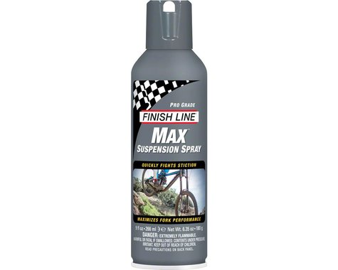 Finish Line Max Suspension Spray, 9oz Aerosol