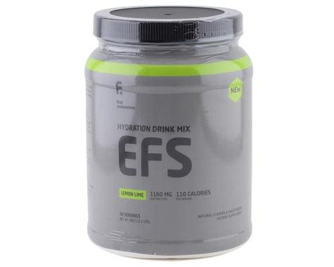 First Endurance EFS Electrolyte Drink Mix (Lemon Lime) (960g)