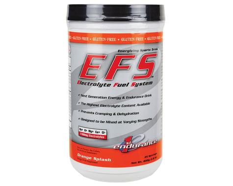 First Endurance EFS Drink Mix (Orange) (28.2oz)