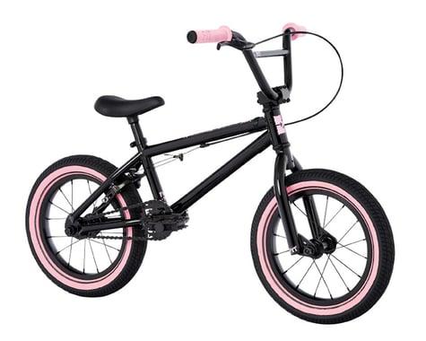 "Fit Bike Co 2021 Misfit 14"" BMX Bike (14.25"" Toptube) (Black)"