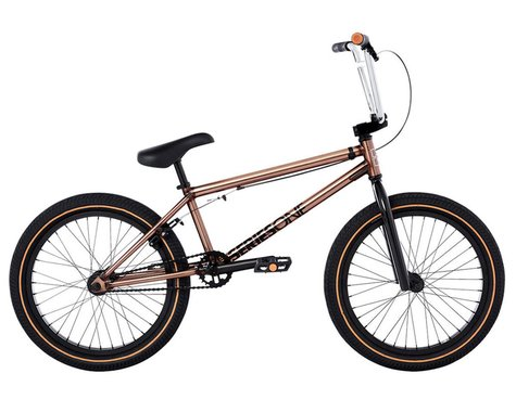 "Fit Bike Co 2021 Series One BMX Bike (LG) (20.75"" Toptube) (Trans Gold)"