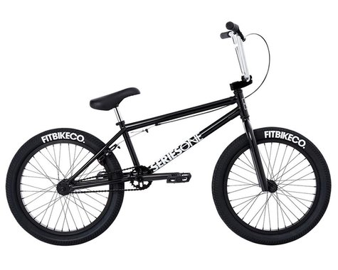 "Fit Bike Co 2021 Series One BMX Bike (MD) (20.5"" Toptube) (Gloss Black)"