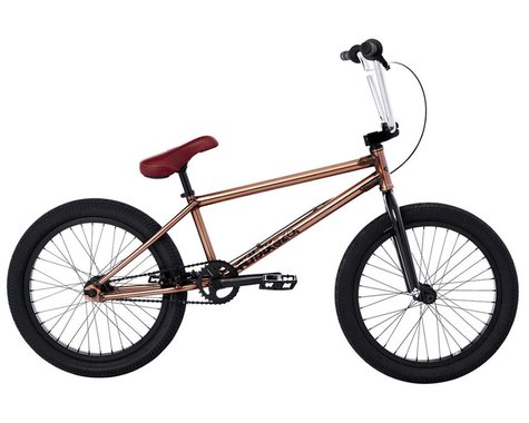 "Fit Bike Co 2021 TRL BMX Bike (2XL) (21.25"" Toptube) (Trans Gold)"