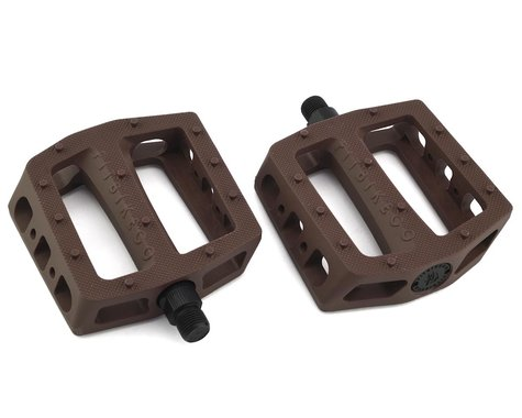 Fit Bike Co PC Pedals (Brown)