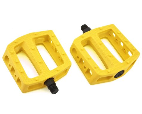 """Fit Bike Co PC Pedals (Yellow) (9/16"""")"""