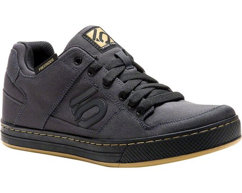 Five Ten Freerider Canvas Flat Pedal Shoe (Dark Gray)