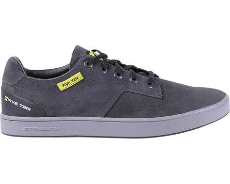 Five Ten Sleuth Flat Pedal Shoe (Black/Lime) (7)