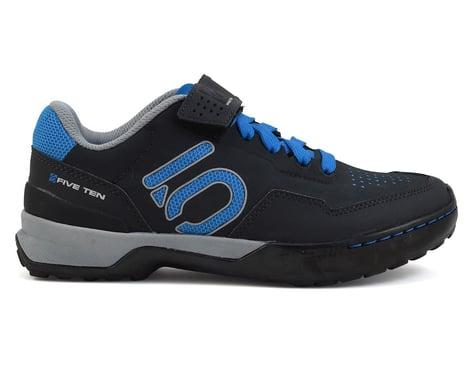 Five Ten Women's Kestrel Lace MTB Shoe (Shock Blue/Carbon) (7.5)