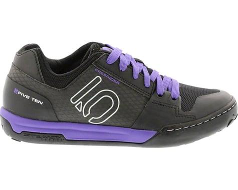 Five Ten Freerider Contact Women's Flat Pedal Shoe (Split Purple) (8.5)