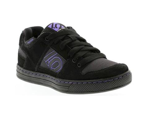 Five Ten Women's Freerider Flat Pedal Shoe (Black/Purple) (9.5)