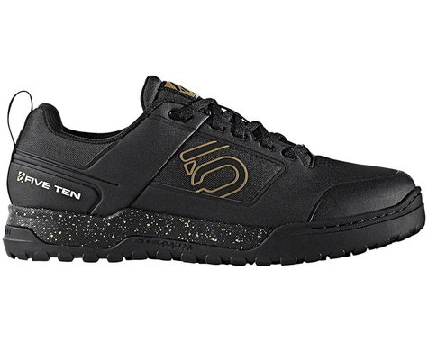 Five Ten Impact Pro Men's Flat Pedal Shoe (Black/Gold)