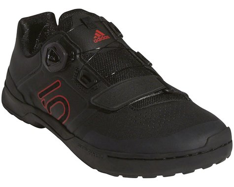 Five Ten Kestrel Pro BOA Men's Clipless Shoe (Black/Red/Gray)