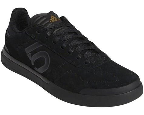 Five Ten Sleuth DLX Men's Flat Shoe (Black/Gray Six/Matte Gold) (12.5)