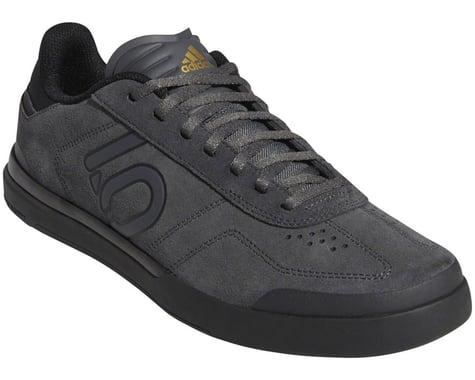 Five Ten Sleuth DLX Men's Flat Shoe (Grey Six/Black/Matte Gold) (10)