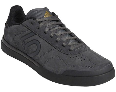 Five Ten Sleuth DLX Men's Flat Shoe (Grey Six/Black/Matte Gold) (8)