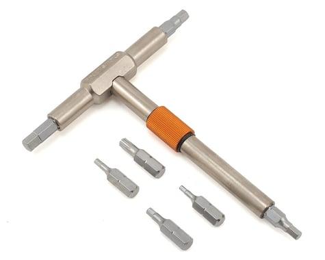 Fix It Sticks T-Way Multi T-Handle Tool (2/2.5/3/4/5/Phillips-#2/Torx-25)