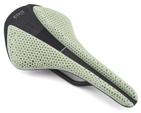 fizik Antares Versus Evo 00 Adaptive Saddle (Green) (Carbon Rails) (Regular) (146mm)