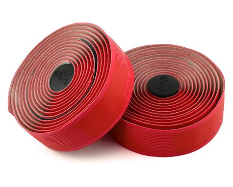 fizik Vento Solocush Tacky Handlebar Tape (Red) (2.7mm Thick)