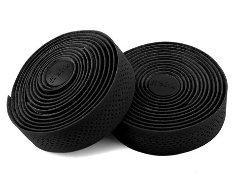 fizik Tempo Bondcush Soft Handlebar Tape (Black) (3mm Thick)