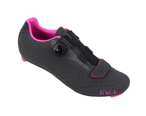 fizik Fi'zi:k Women's R5B Donna Road Shoes (Anthracite)
