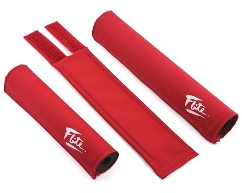 Flite BMX Padset (Red)