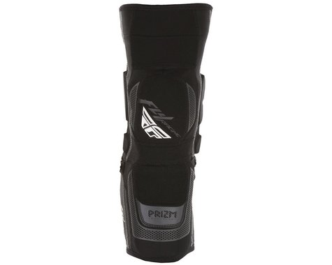 Fly Racing Prizm Knee Guard (Black) (Pair) (S)