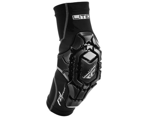 Fly Racing Barricade Lite Elbow Guard (Black) (S)