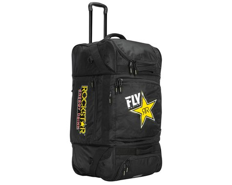 Fly Racing Roller Grande Rockstar Bag (Black/Yellow)