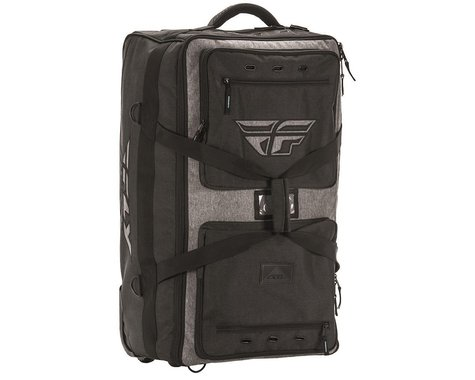 Fly Racing Tour Roller Bag (Black/Grey)