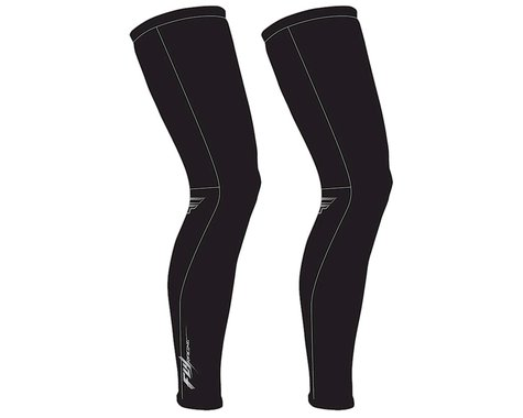 Fly Racing Action Leg Warmer (Black) (M)